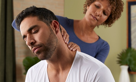 Chiropractic Adjustments and More at Connected Health Center (Up to 85% Off). Two Options Available.