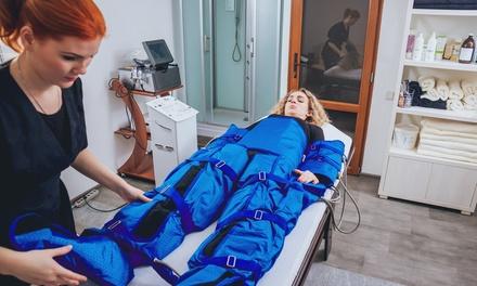 10 sedute di pressoterapia da 30 minuti a 39,90€euro