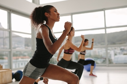 One Month of Unlimited Women's Fitness Classes at Luxe Fitness (Up to 75% Off)
