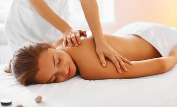 One Hour Deep Tissue Massage