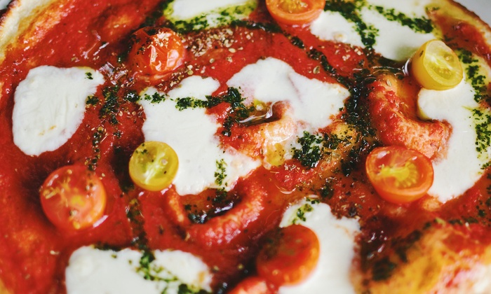 Pizza by Charlie - 25% Cash Back on Pizza | Groupon