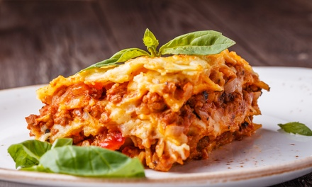 Two Course Italian Meal For Two or Four at Fanellis
