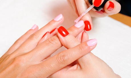 One Basic Manicure or Pedicure, Gel Manicure, or Green Spa Pedicure at Be You Beauty Studio