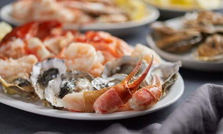 $17 for $30 Worth of Seafood and Drinks at Grafton Oyster Bar