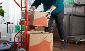 Up to 64% Off Moving Services from Our Truck Moving