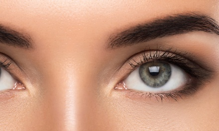 Semi-Permanent Eyebrow Make-Up