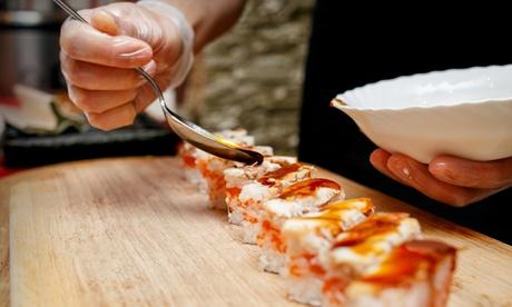 Curso online de comida japonesa de 30 horas con UPOCT (con 94% de descuento)