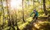 Geführte Mountain Bike Tour