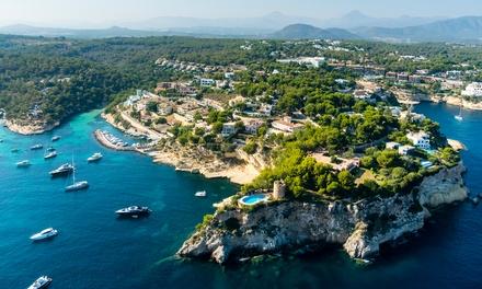 ?Ibiza: 2, 3, 4, 5 o 7 noches con vuelo de ida y vuelta desde Madrid, Barcelona o Málaga para 1 persona