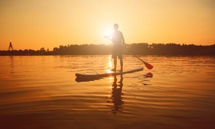 2 horas de paddle surf para 1, 2 o 4 personas en Motos de Agua Poniente (hasta 83% de descuento)