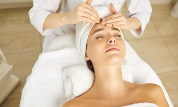 Up to 55% Off Facials at Skin Beauty Bar