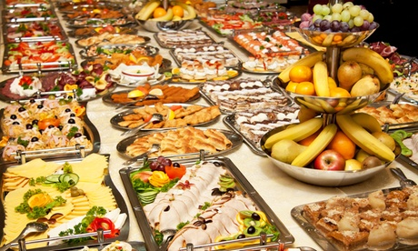 Catering mixto para 12, 24 o 36 personas con Inurriak Catering and Events
