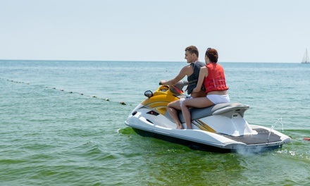 One-Hour or Two-Hour Jet Ski Rental at Flex Jetski Rentals (Up to 84% Off)