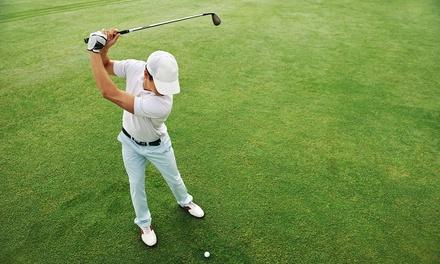 A Golf Lesson from North Carolina Golf Academy (75% Off)
