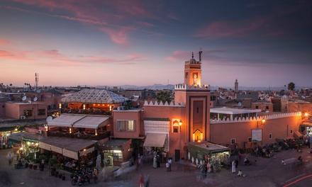 ✈Tour por Marruecos: 7 noches en habitación doble con vuelo de ida y vuelta, media pensión, visitas y traslados para 1