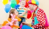 Up to 40% Off on Clown For Hire at Payaso Chikletin