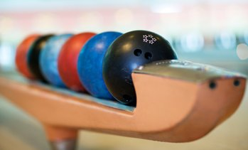 Up to 56% Off Bowling at The Alley Indoor Entertainment