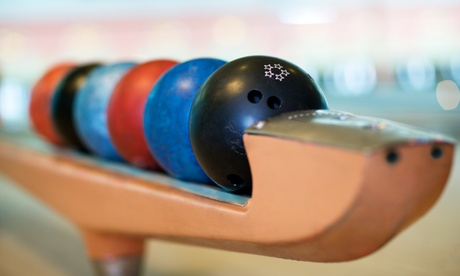 90 Minutes of Bowling & Arcade Game Card at The Alley Indoor Entertainment (Up to 45% Off). 8 Options Available.