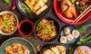 Chinese Cuisine at Imperial Garden Beijing Duck Restaurant