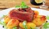 Faux-filet de bœuf ou pavé de thon mi-cuit