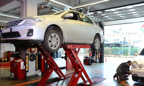 Conventional or Full Synthetic Oil Change at Discount Auto and Tires (Up to 33% Off)