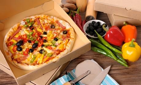 1x bis 3x Pizza oder Pasta zur Selbstabholung von Casa Mira