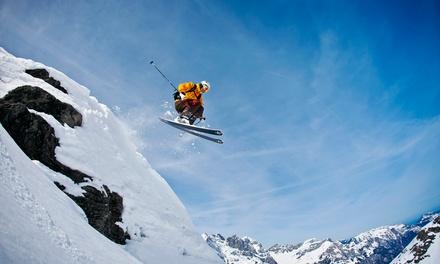 Alquiler de esquís o snowboard para uno, dos o tres días en Solo Snow (hasta 50% de descuento)