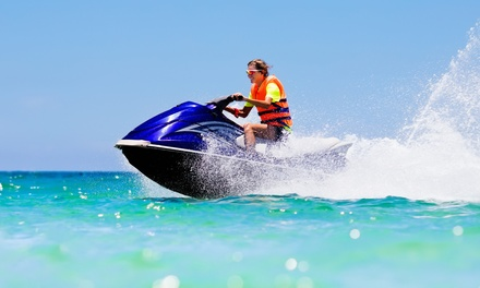60-Minute Jet-Ski Rental for One, Two, Three, or Four from BRL Jetski & Boat Rentals (Up to 92% Off)