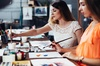 Up to 61% Off Painting lesson for 1 or 2 at Passages Gallery