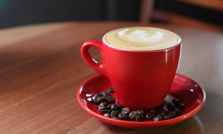 $1 for Medium Coffee at Cafe 2000 (Up to $3.50 Value)