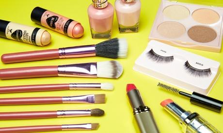 Sesión online de automaquillaje personalizado y opción a asesoramiento de cuidados faciales con Todo Belleza