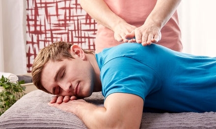 groupon.com - One or Two 40-Minute Bodywork Therapy Sessions with Assessment at Dr. John Healing Center (Up to 60% Off)