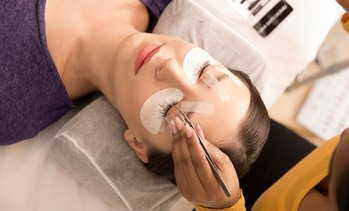 Up to 51% Off Eyelash Extensions at Wink and Blush Beauty