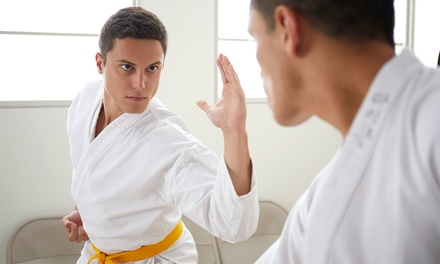 One Week or Month of Karate Classes with Uniform at  Reigikai Shotokan Karate-do Club (Up to 69% Off)