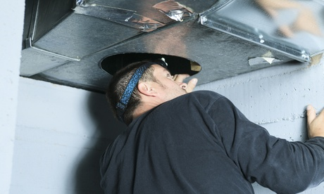 $49 for Air-Duct Cleaning for Vents, Return, and Trunk Line from Integrity Air Duct Cleaning ($400 Value)