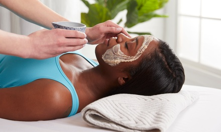 Dermaplaning Treatment or Anti-Aging Facial at Let's Face It by Vicki (Up to 59% Off)