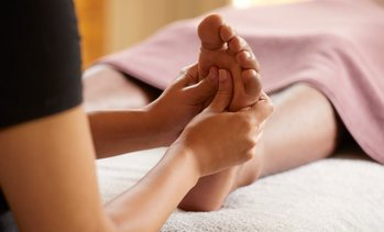 Up to 51% Off 30-Minute Reflexology Session at Foot Spa