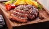 Côte de bœuf et frites pour 2