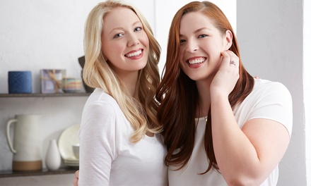 Shampoo, Haircut, Style, Full Color, and More at Salon Retro (Up to 55% Off). Three Options Available.