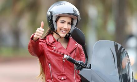 Curso para obtener el carné de moto A1 o A2 con 3 o 6 prácticas incluidas desde 49 € en Sandúa