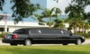 Up to 56% Off on Black Limo/Chauffeur at Derby City Limousines