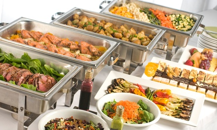 AllYouCanEat International Buffet for Two or Four at Buffet King