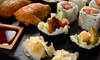 $40 Value Towards Sushi, Japanese Cuisine, and Drinks