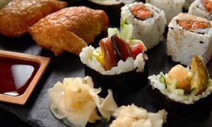 18% Off Sushi, Japanese Cuisine, and Drinks at Yotsuba at Yotsuba, plus 6.0% Cash Back from Ebates.