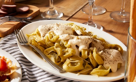 Pasta-Making Class for One, Two, or Four at Cucina Bambini (Up to 60% Off)