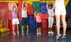 Up to 10% Off on Kids Fitness Classes at Work Athletics Basketball Facility