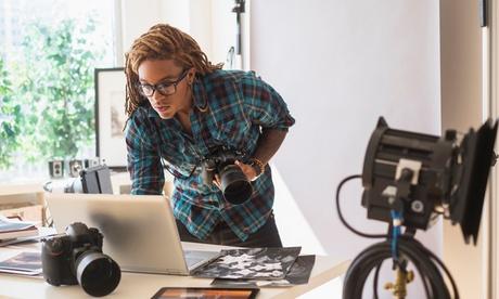 Curso online de Fotografía básica y en evento de 120 horas con Albe Formación (75% de descuento)