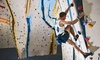 Up to 56% Off Day Pass or Birthday at Canyons Climbing Gym
