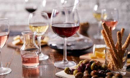 Degustazione guidata di vini