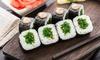 Up to 50% Off Sushi and Sashimi at Sushi Fugu